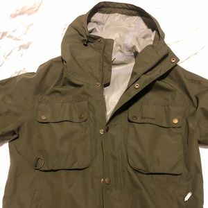 Barbour Rain Jacket